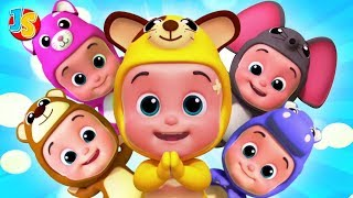 Download ABC Phonics Song | Five Little Babies | Nursery Rhymes & Songs for Babies | Cartoon Videos for Kids Video