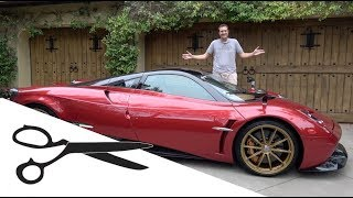 Download Here's Everything I Cut From My Pagani Huayra Review Video