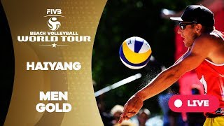 Download Haiyang 3-Star - 2018 FIVB Beach Volleyball World Tour - Men Gold Medal Match Video