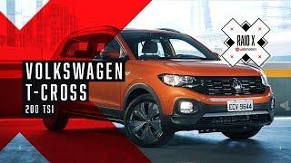 Download Volkswagen T-Cross 200 TSI Comfortline Automático   Raio X Webmotors #27 Video