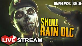Download Rainbow Six Siege: Skull Rain | NEW Operators & Map Gameplay! | Live Stream + GIVEAWAY Video