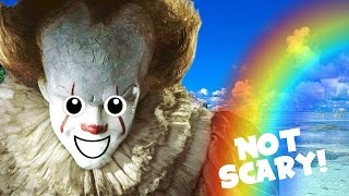 Download How to make IT (Pennywise) Not Scary! Video