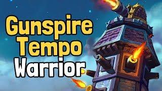 Download Gunspire Tempo Warrior Decksperiment - Hearthstone Video