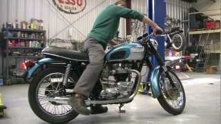 Download 1968 Triumph TR6R Video