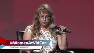 Download Women on YouTube (Full Panel) - VidCon 2015 Video