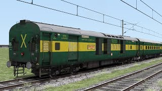Download Rajdhani vs Garib rath | WAP4 | Train Simulator 2019/Railworks Video