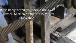 Download Trailer Jack Lubrication Maintenance Video