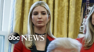 Download Ivanka Trump takes official role in White House Video