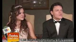 Download Yuridia Felicita a Gema Hija de Pedro Fdz..(HQ) Video