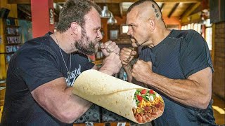 Download Burrito Eat Off vs Chuck Liddell! (Ultimate Expedition Episode 1) Video