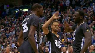 Download Draymond Green Comes In Clutch Video
