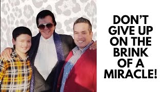 Download Rev. Leroy Jenkins & Rev. Joshua Mills - Don't Give Up You're On The Brink Of A Miracle Video