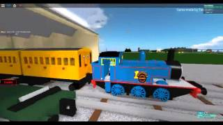 Download Thomas And Friends ROBLOX Video
