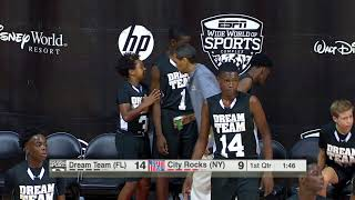 Download 2017 16U DI AAU Boys Basketball Nationals Final - City Rocks EYBL vs. Dream Team Video
