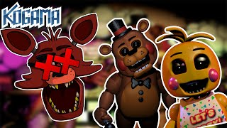 Download QUEM MATOU O FOXY? FIM DO FNAF? - KOGAMA Video