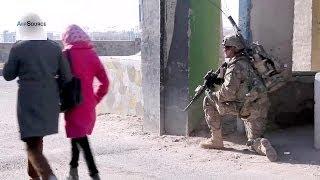 Download US Army - Security Patrol in Afghanistan Video