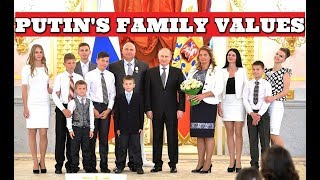 Download Putin's Family Values: Russia Boosts Its Birth Rate Video