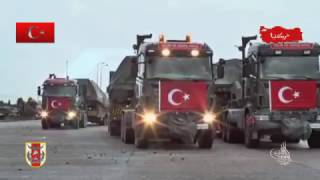 Download TURKS ARE COMİNG. TURKISH ARMY ARMORED FORCES. IRAQ AND SYRIA BORDER Video