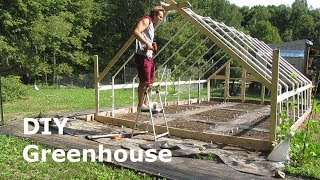 Download Building a Greenhouse - DIY PVC Greenhouse Video