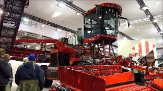 Download Agritechnica 2017 Selbstfahrer / Messe 2017 Teil 3/3 Video