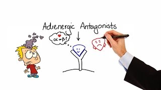 Download Pharmacology - ALPHA & BETA BLOCKERS - ADRENERGIC ANTAGONISTS ( MADE EASY) Video