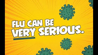 Download Flu Can Be Very Serious – Millions Get Sick (:30 ) Video