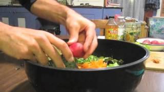 Download Getting Started - Day 11 - Tim Van Orden's Salad Recipe Video
