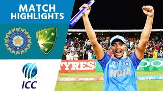 Download India Win U19 World Cup! | India vs Australia | U19 Cricket World Cup 2018 FINAL - Highlights Video