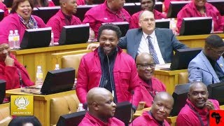 Download Comedy When Y Carrim Takes On The EFF In Parliament Video