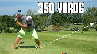 Download Playing Golf With 20 Inch Clubs - Challenge Video