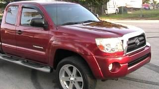 Download 2006 Toyota Tacoma PreRunner SR5 V6 4dr Access Cab Video