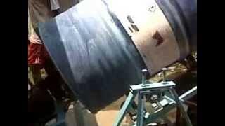 Download Molen Pengaduk Semen dengan DRUM bekas. by: Sofyan (Selorejo, Krakitan, Bayat, Katen, Jawa Tengah) Video