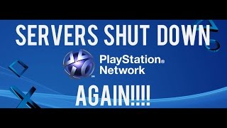 Download PSN SERVERS DOWN/ LIZARD SQUAD HACKED SERVERS DEC 25 Video