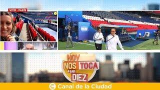 Download Argentina vs Japón: Comunicación vía Skype con Clarita Cao en Hoy nos toca a las Diez Video