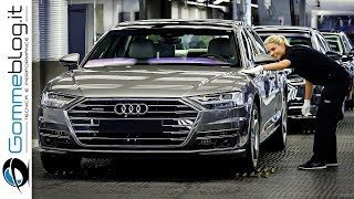 Download 2020 Audi A8 - TECH FEATURES DEVELOPMENT DOCUMENTARY Video