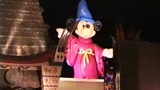 Download Sorcery in the Sky ❄ Disney-MGM Studios ❄ Walt Disney World ❄ November 1994 Video