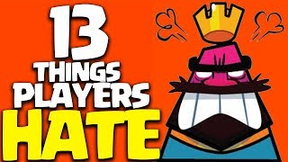 Download 13 Things Players Hate in Clash Royale   Wicked Edition Video