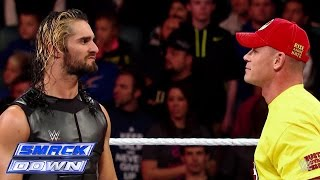 Download A special look at John Cena's rivalry with Seth Rollins: SmackDown, December 12, 2014 Video