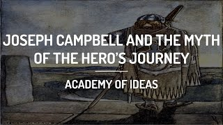 Download Joseph Campbell and the Myth of the Hero's Journey Video