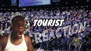 Download Reaction: Southern University Marching Band ″Tourist″ Video