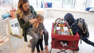Download My Morning Routine with 6 KIDS! (+ morning survival tips) Video