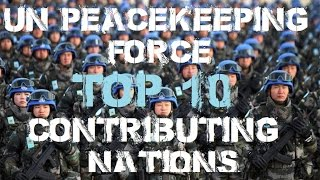 Download UN Peacekeeping Force : Top 10 Contributing Nations Video