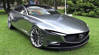 Download Mazda Vision Coupé Concept Start Up Sound, Moving & Loading Into a Truck! Video