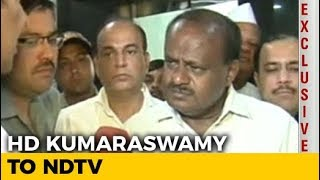 Download Will Sort Out Issues With Congress, Says HD Kumaraswamy Video