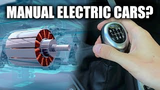 Download Could Electric Cars Have A Manual Transmission? Video