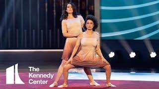 Download Broad City's Abbi & Ilana - Elaine Dance Tribute for Julia Louis-Dreyfus | 2018 Mark Twain Prize Video