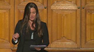 Download Closing the Thirty Million Word Gap | Caitlin Molina | TEDxYale Video