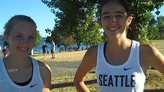 Download SPU WOMEN'S CROSS COUNTRY: Dania Holmberg and Alyssa Foote Video