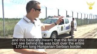 Download Hungary: situation at the border after a year with the fence 1/2 Video