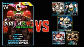 Download Real Steel WRB FINAL No Joke Series of fights NEW ROBOT (Живая Сталь) Video